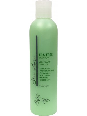 DEEP CLEAN TEA TREE SHAMPOO (8oz)